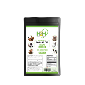 Hemp 2 Heal CBD Dog Treats - 15pcs